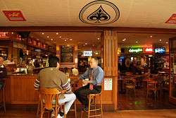 Aces Bar and Bistro - Maitland Accommodation