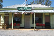 The Logan Pub - Maitland Accommodation
