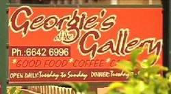 Georgies Cafe Restaurant - Maitland Accommodation