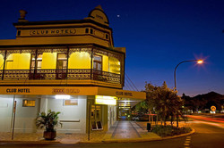 The Club Hotel - Maitland Accommodation