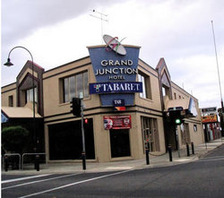 Grand Junction Hotel - Maitland Accommodation