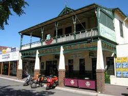 Shamrock Hotel Alexandra - Maitland Accommodation