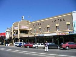 Ararat Hotel - Maitland Accommodation