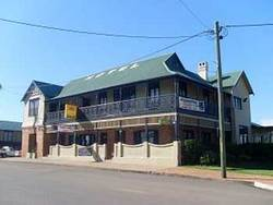 The Denman Hotel - Maitland Accommodation