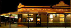 North Britain Hotel - Maitland Accommodation