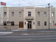 The Telegraph Hotel Geelong - Maitland Accommodation