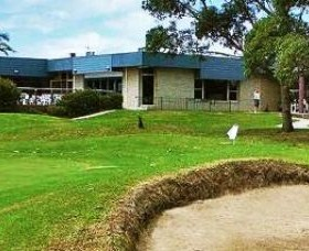 Vincentia Golf Club - Maitland Accommodation