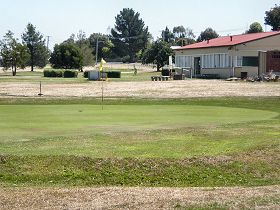 Campbell Town Golf Club - Maitland Accommodation