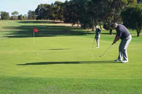 Waikerie Golf Club - Maitland Accommodation