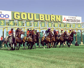 Goulburn and District Racing Club - Maitland Accommodation