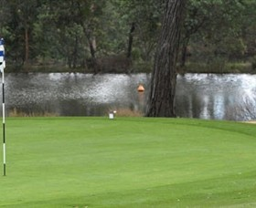 Hepburn Springs Golf Club - Maitland Accommodation