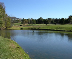 Capital Golf Club - Maitland Accommodation