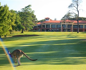 Royal Canberra Golf Club - Maitland Accommodation