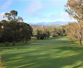 Federal Golf Club - Maitland Accommodation