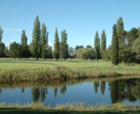 Goulburn Golf Club - Maitland Accommodation