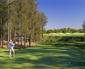 Hunter Valley Golf and Country Club - Maitland Accommodation