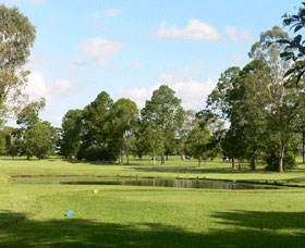 Casino Golf Club - Maitland Accommodation