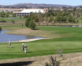 Gungahlin Lakes Golf and Community Club - Maitland Accommodation
