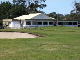 Seabrook Golf Club - Maitland Accommodation