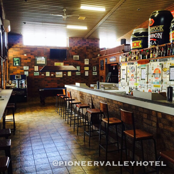 Pioneer Valley Hotel - Maitland Accommodation