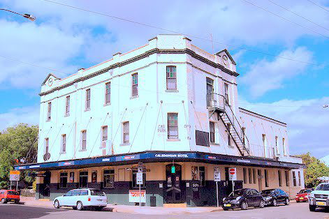 Caledonian Hotel - Maitland Accommodation