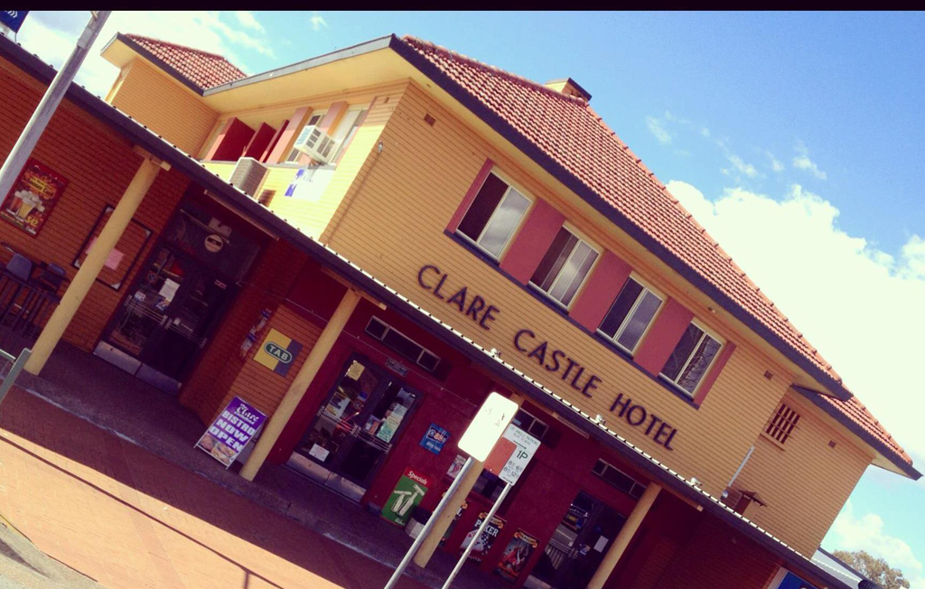 Clare Castle Hotel - Maitland Accommodation