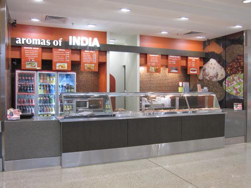 Aromas of India Restaurant - Maitland Accommodation