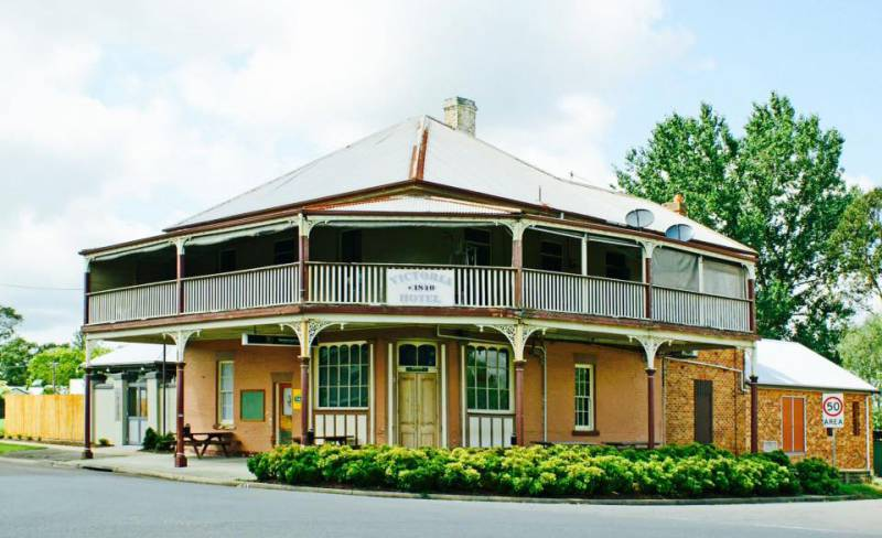 The Victoria Hotel Hinton - Maitland Accommodation