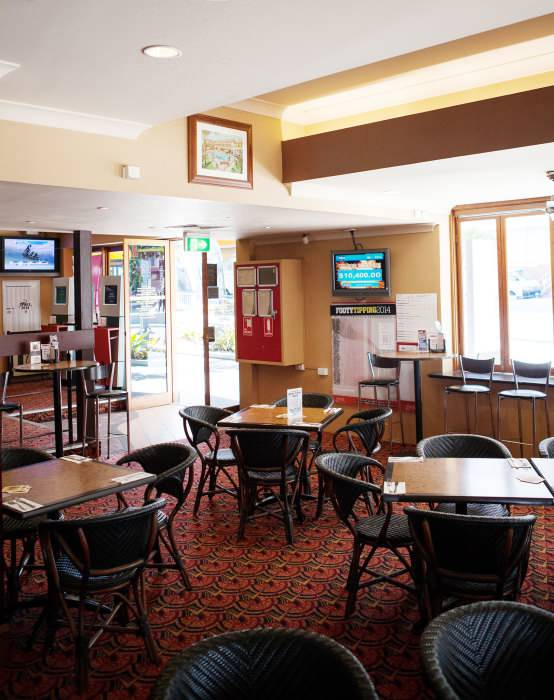 Cecil Hotel - Maitland Accommodation