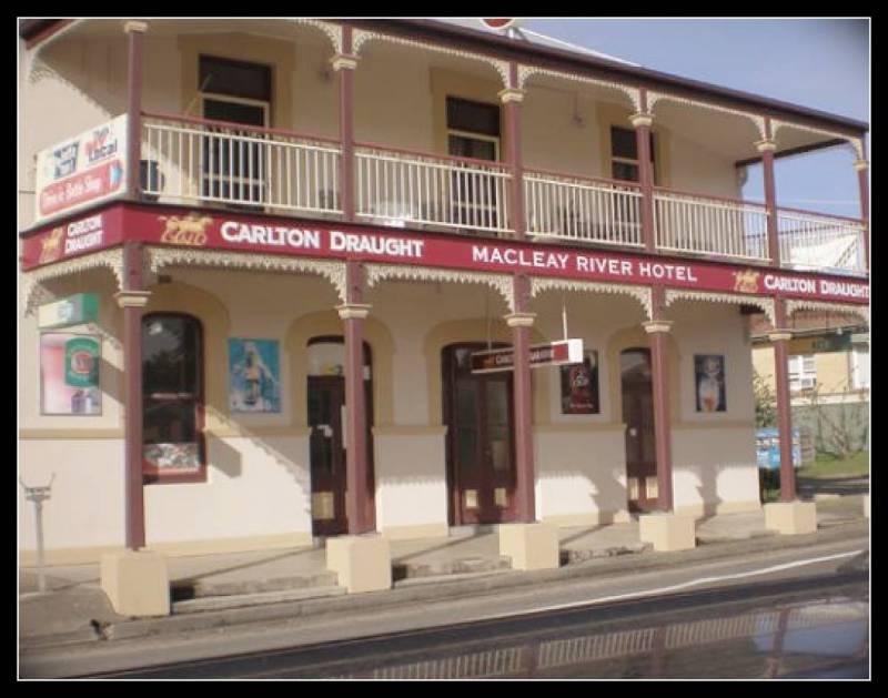 Macleay River Hotel - Maitland Accommodation