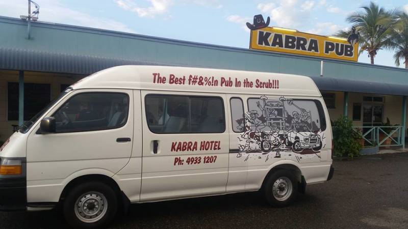 Kabra Hotel - Maitland Accommodation