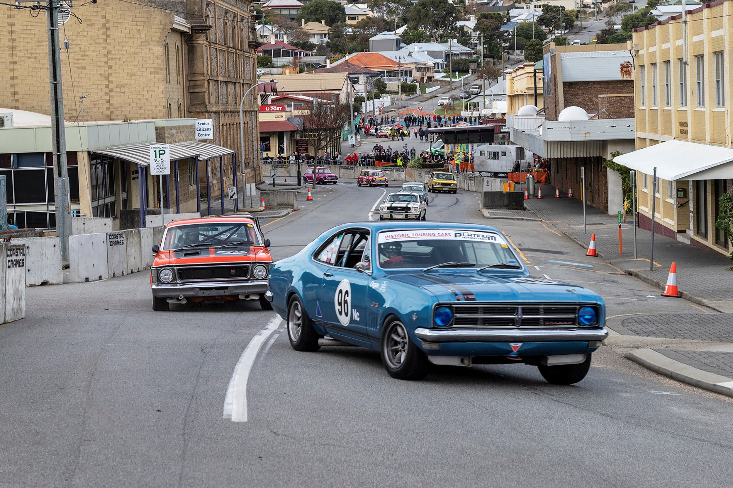 Albany Classic Motor Event - Around the Houses - Maitland Accommodation