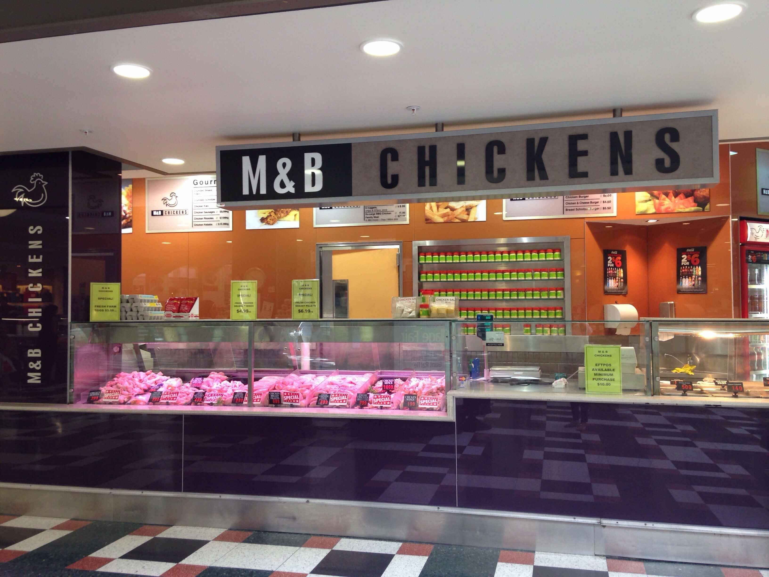 MB Chickens - Maitland Accommodation