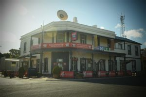 Commercial Hotel Morgan - Maitland Accommodation