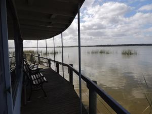 PS Federal Retreat Paddle Steamer Goolwa - Maitland Accommodation