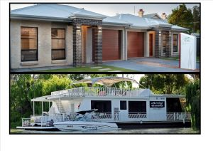 Renmark River Villas and Boats  Bedzzz - Maitland Accommodation