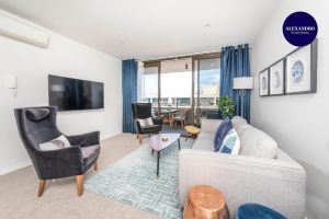 SPACIOUS BRAND NEW // 1BR // IN GORGEOUS BARTON - Maitland Accommodation