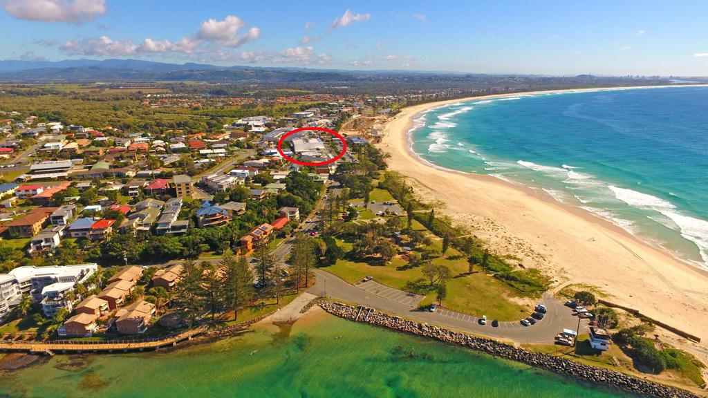 Azura Ocean View Holiday Apartment - Maitland Accommodation